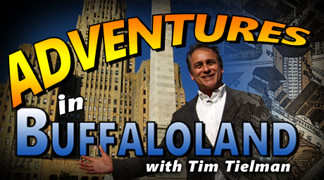 Tim Tielman Adventures in Buffaloland